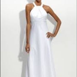 NWT Calvin Klein Wedding dress CD0b1LG7 White 10